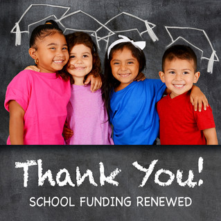 Local Superintendents Thank Community  For Renewing School Taxes