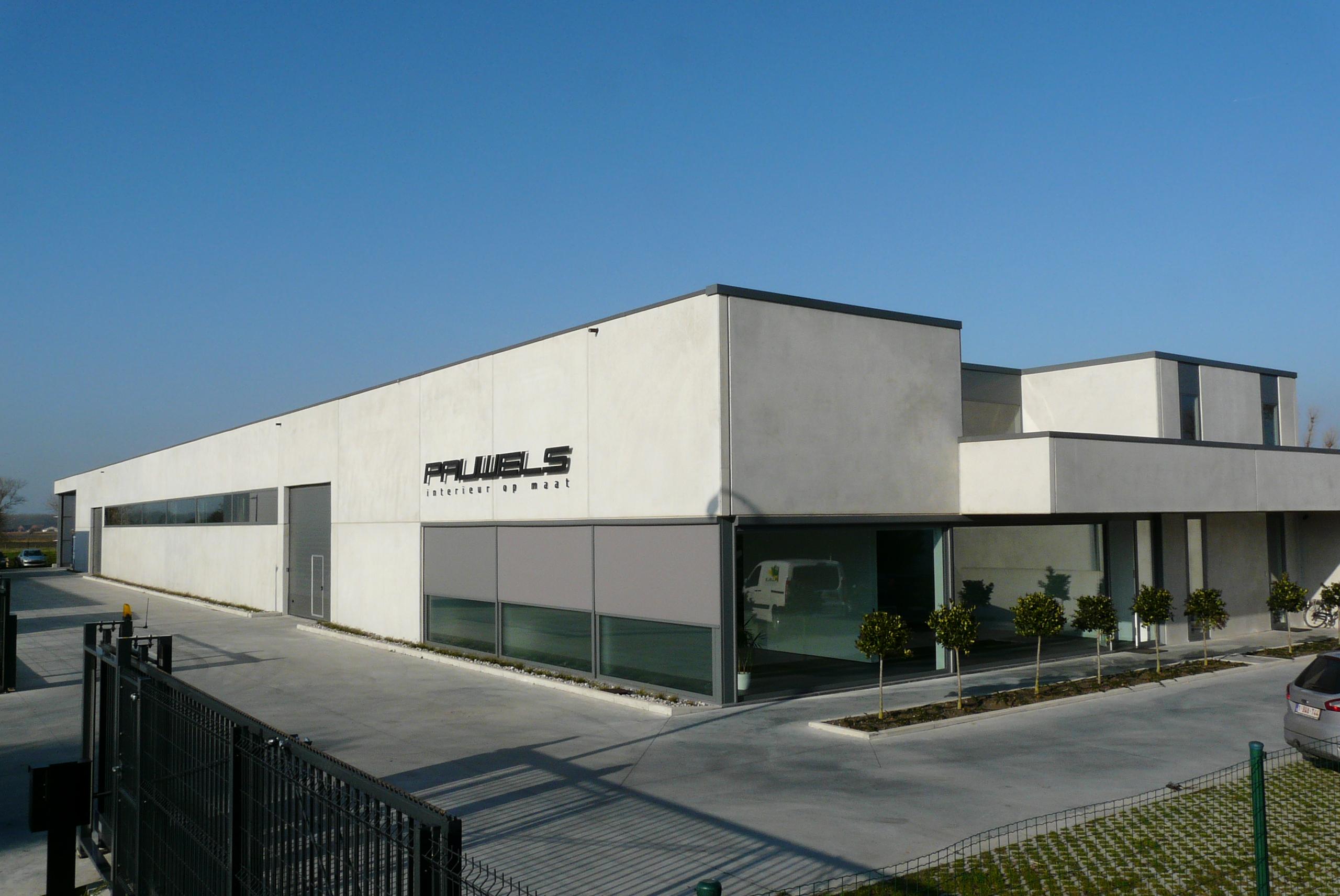 De nieuwe atelier (sinds 2011)