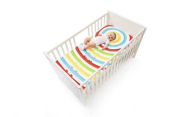Kids Bed Sheet: Grow Up!
