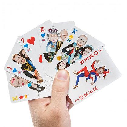 Royal Flush (2x54 cards): Card Game