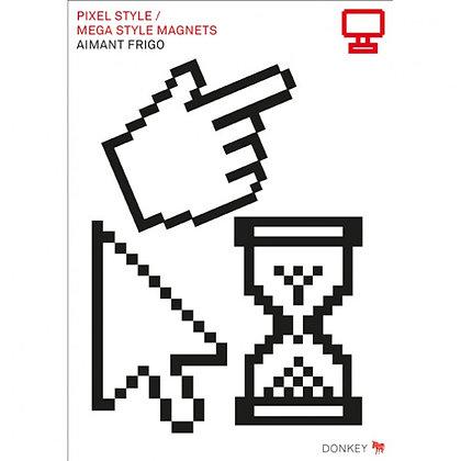 SALE>> Pixel Style: Mega Style Magnets