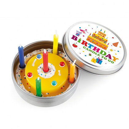 Birthday: Candle to Go