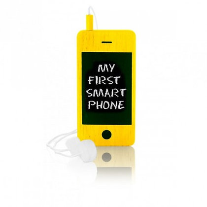 I-Woody, yellow: My First Smartphone