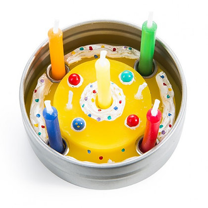 Happy Birthday: Candle to Go (small)