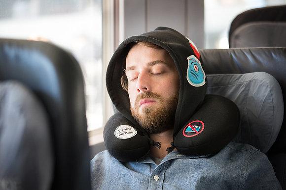 Travel Hoody: Silent Music