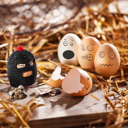 Egg Warmer: Egg Bandit