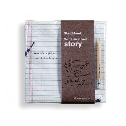 Napkin: Sketchbook Story