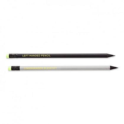 Pencil: Left-Handed Pencil, grey