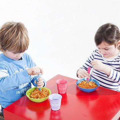 Rolognese, pink: Kids Fork