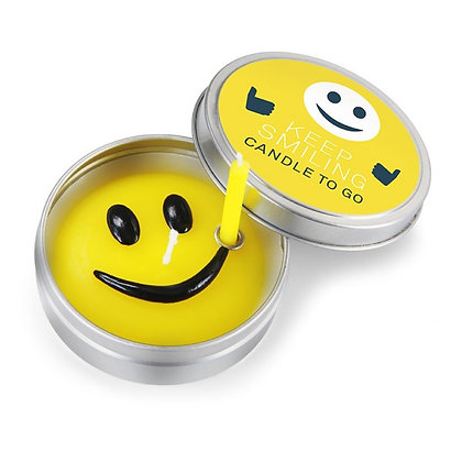 Keep smiling: Candle to Go (small)