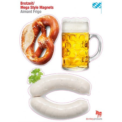 SALE>> Brotzeit: Mega Style Magnets