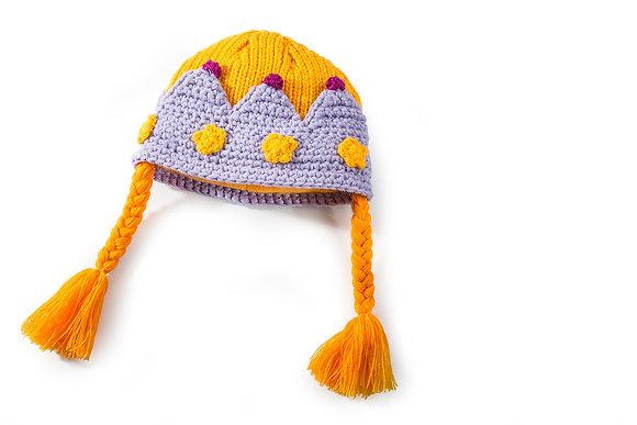 Kids Hat: Princess Woolie