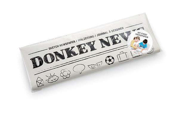 Donkey News: Sketch Newspaper