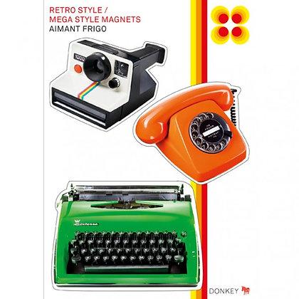 SALE>> Retro Style: Mega Style Magnets