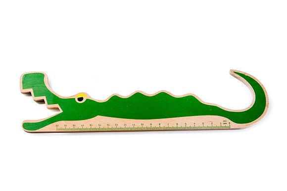 Funky Ruler: Crocodile
