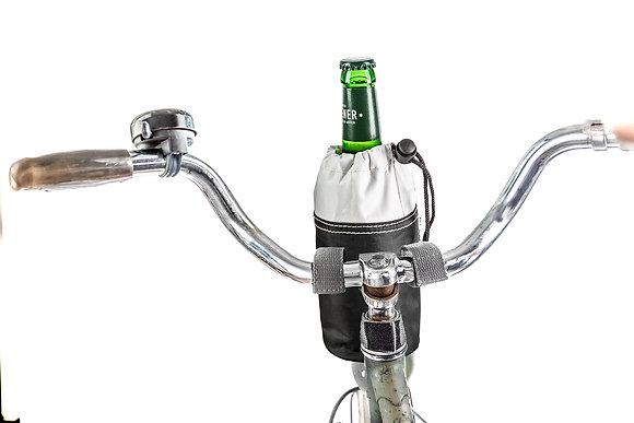 Bike Bag: Donkey Bottle Bag, black&white