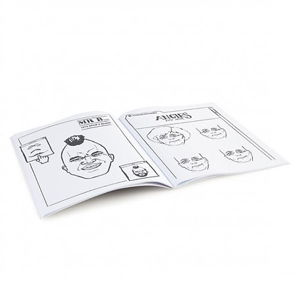 SALE>> My First Face Book: Coloring Book