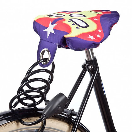 The Mask: Bike Seat Cover