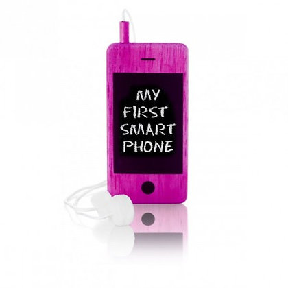 I-Woody, pink: My First Smartphone