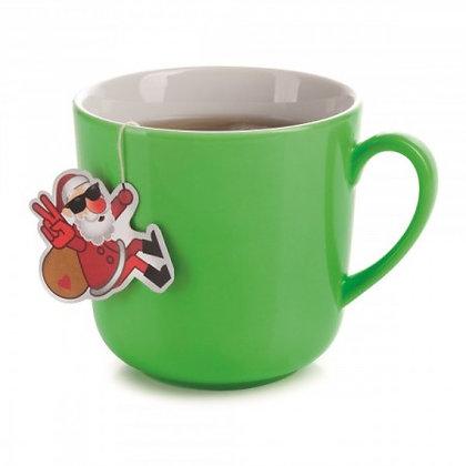 Xmas Tea: Cool Santa