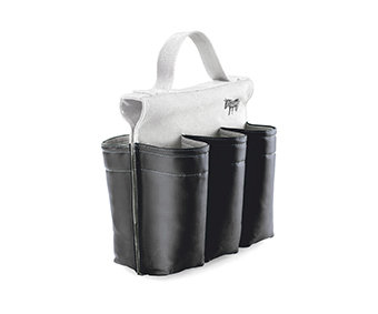 Bike Bag: Donkey 6pack, black&white