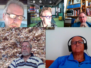 Minutes of Our Meeting of 11th February 2021        Venue Skype Only.