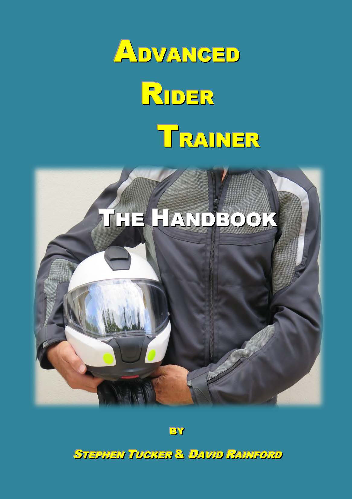 The Advanced Rider Trainer  Front Cover 3