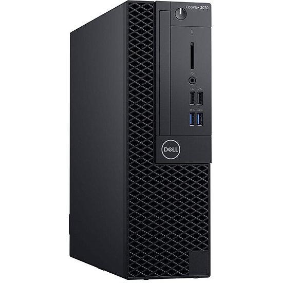 Desktop Dell Optiplex 3070 SFF Desktop / i3 9100/8 GB/1 TB HD/DVDRW/Intel HD 630