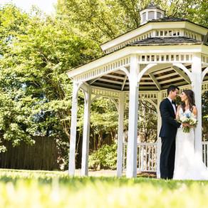 """Esme and Brett"" Found Love at Grey Rock Mansion"