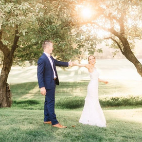 Emily and Zack danced the night away at Eagles Nest Country Club