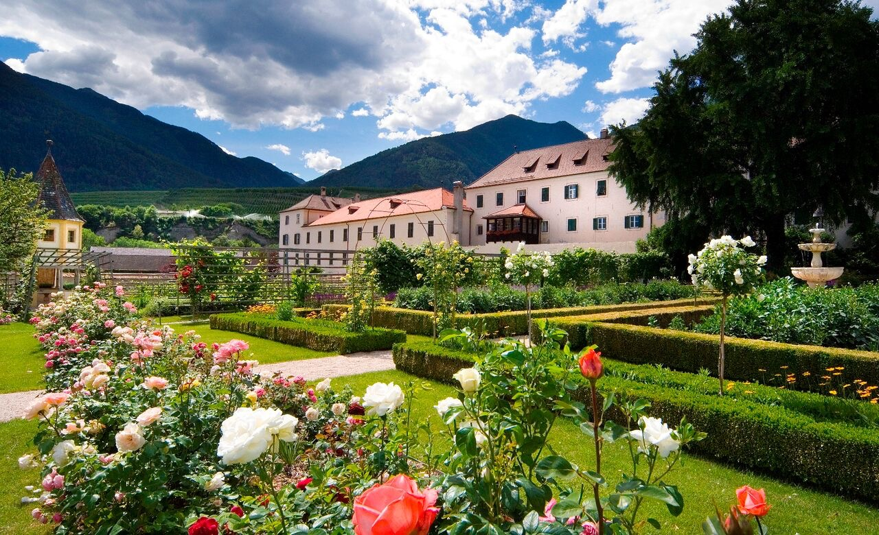 Abbaye Novacella, Tyrol du Sud