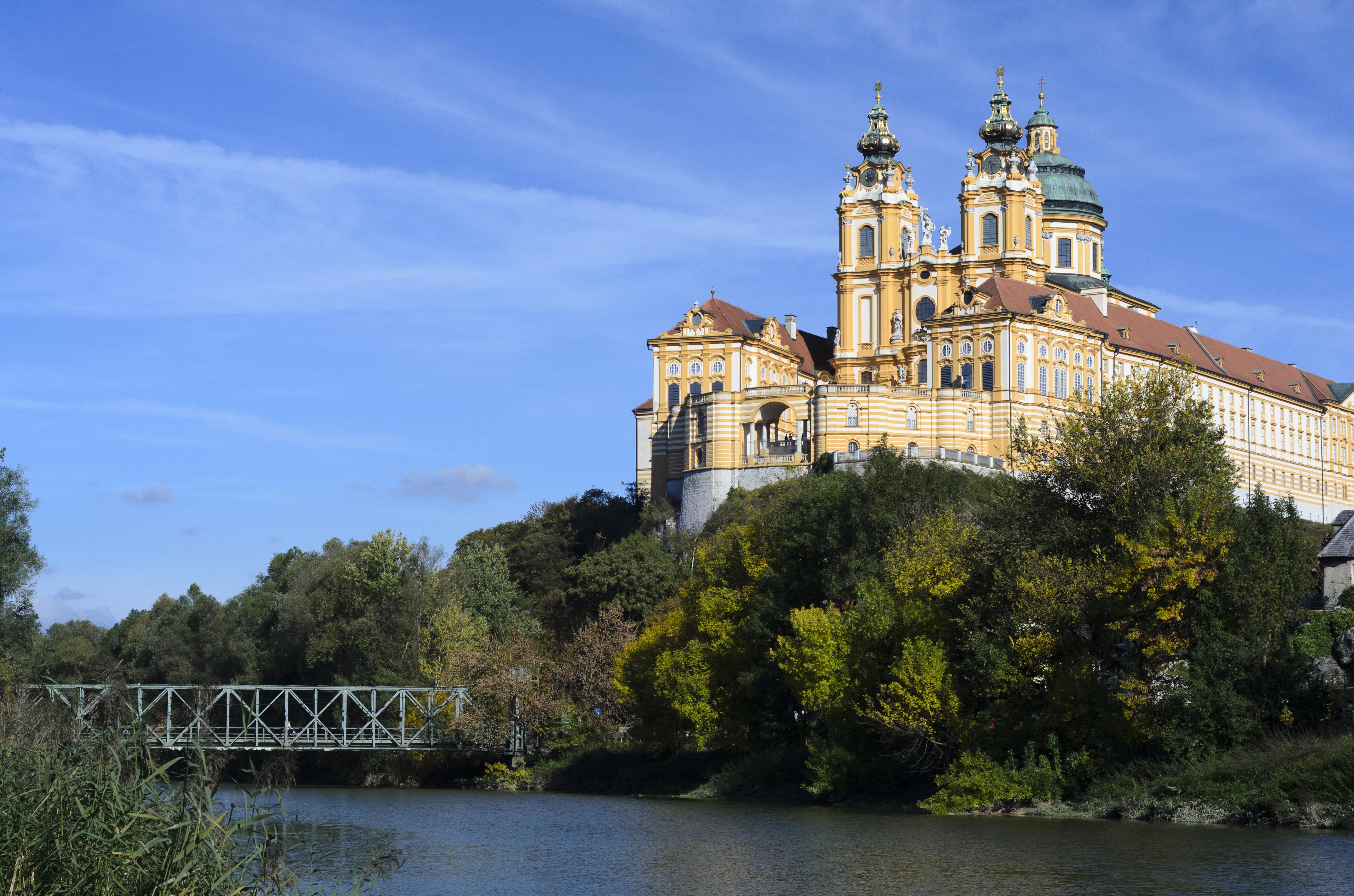 Abbaye de Melk, ©Österreich Werbung