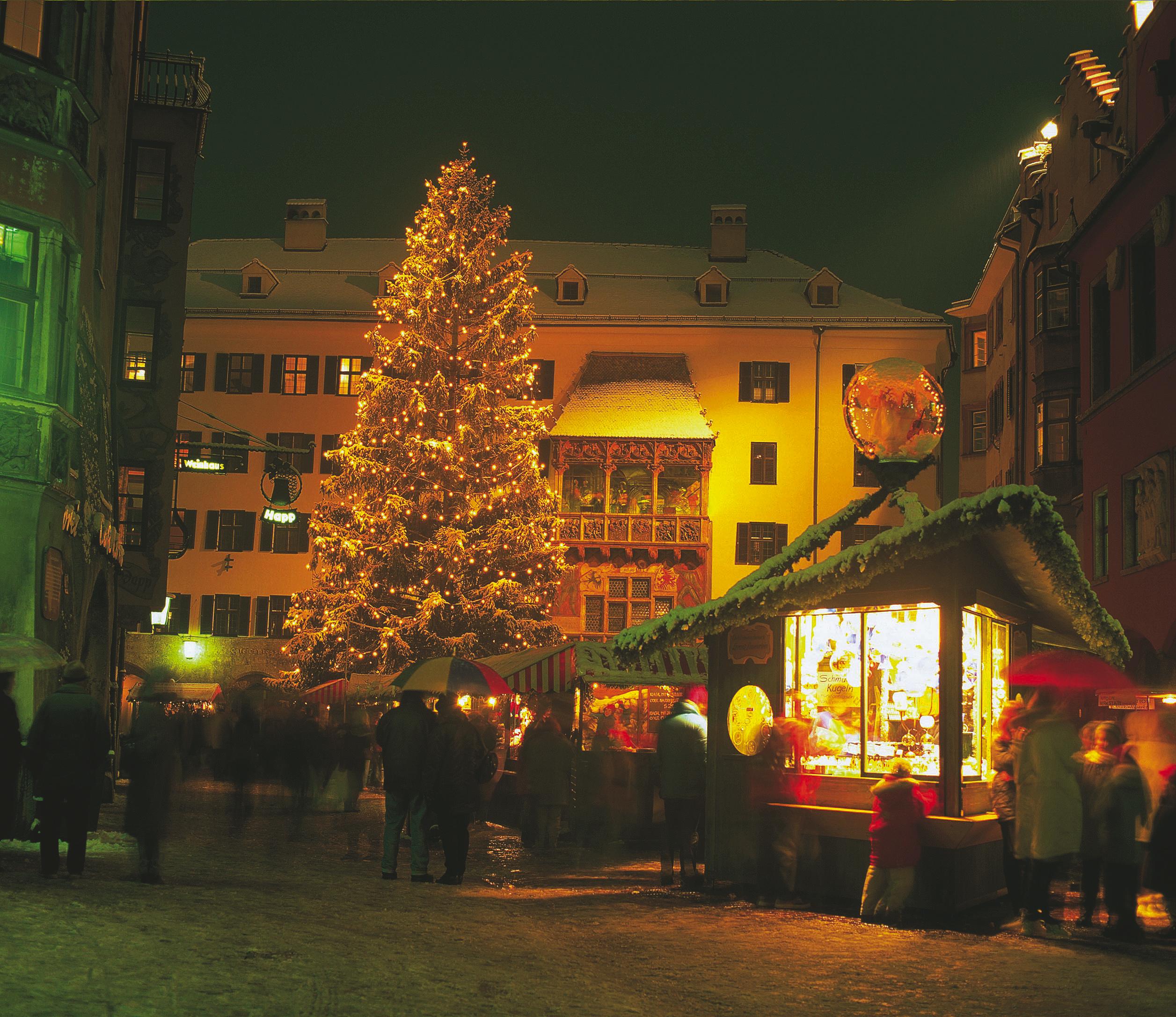 Marché Innsbruck