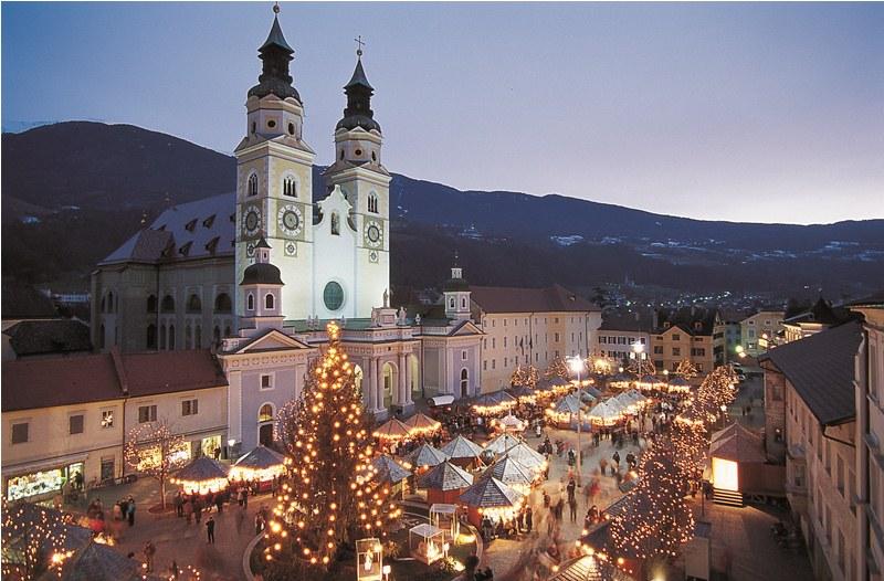 Marchés Bressanone, Tyrol du Sud