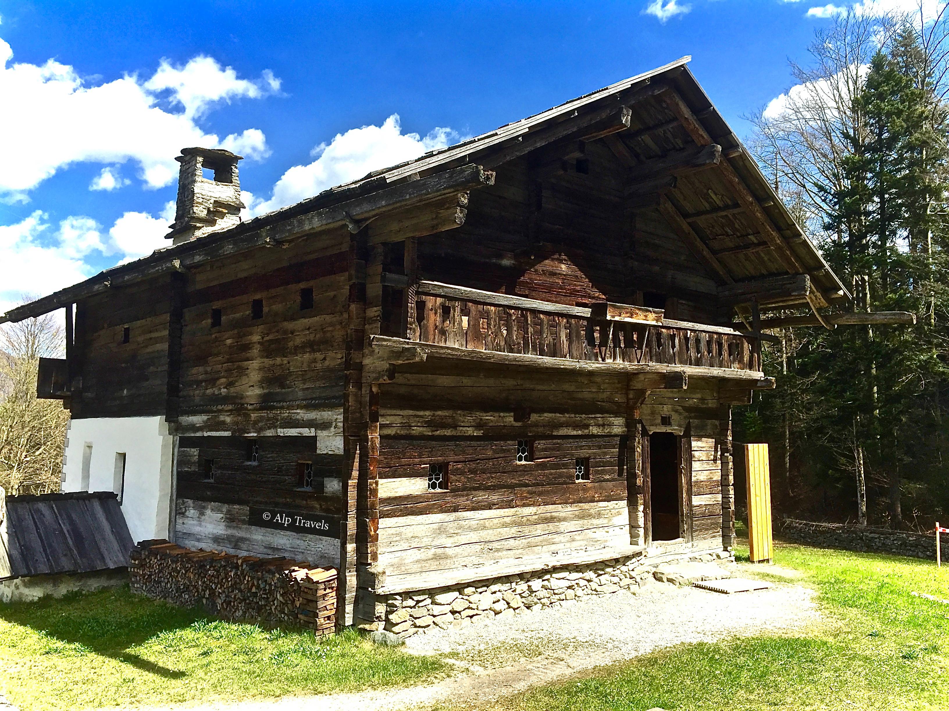 Ferme Tyrolienne, Kramsach