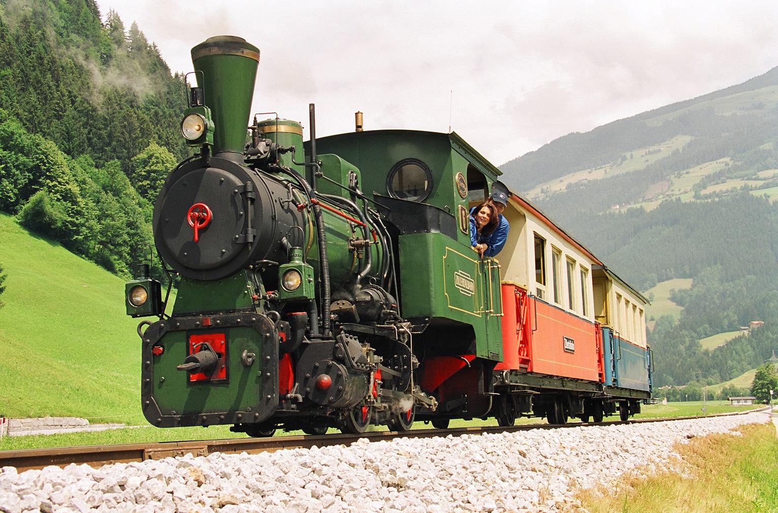 Train Zillertal