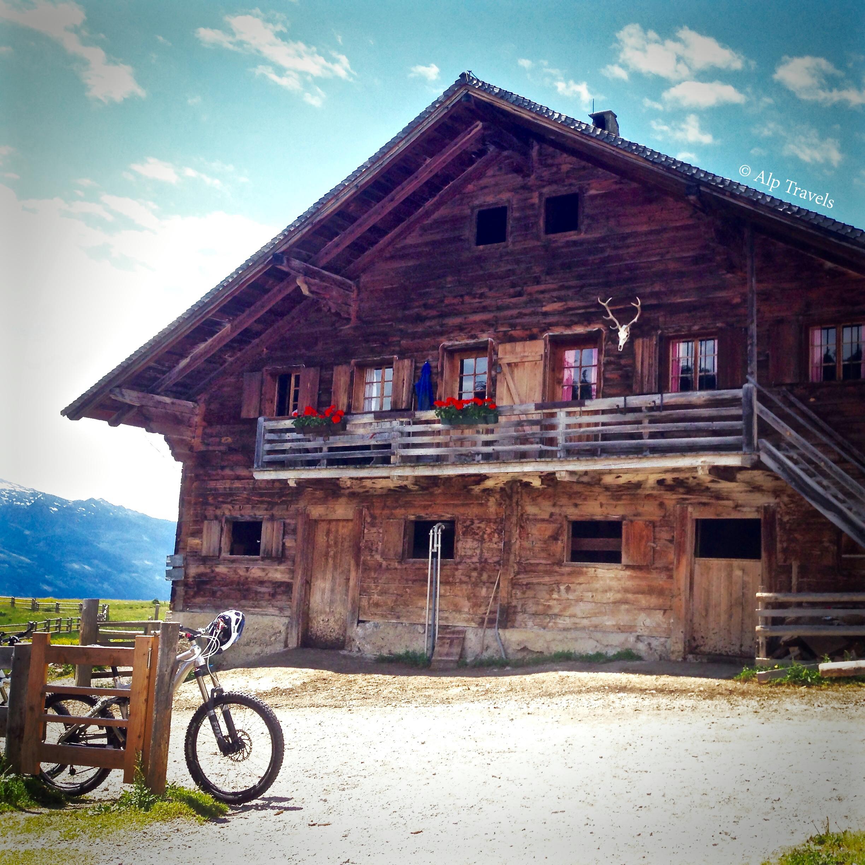 Chalet, Tyrol