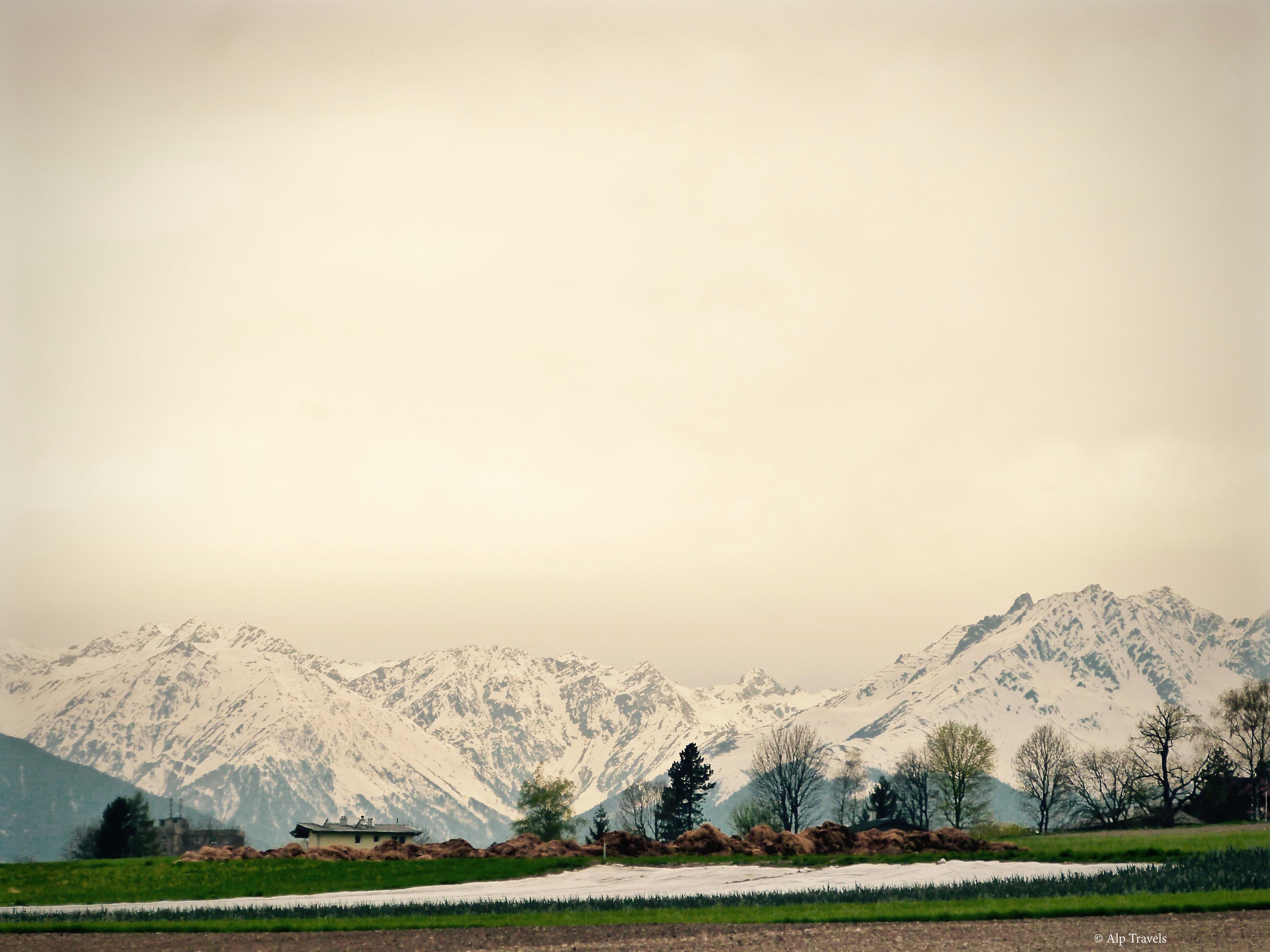 Alpes Tyroliennes