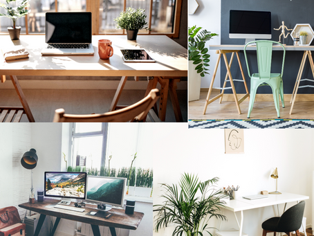 CREATING YOUR WORK ENVIRONMENT