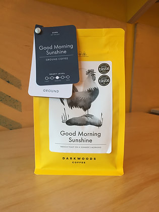 Darkwoods Coffee 'Good Morning Sunshine'