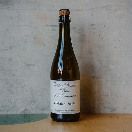 Christian Drouin 'Cidre Bouche Brut de Normandie'
