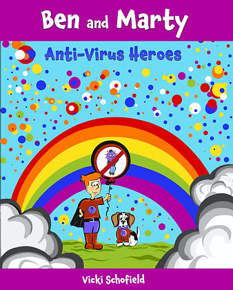 Ben and Marty: Anti-virus Heroes