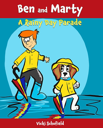 Ben and Marty: Rainy Day Parade