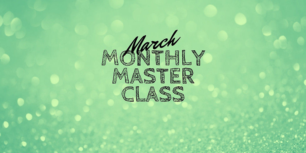 March Masterclass :: Aerial Yoga Handstands