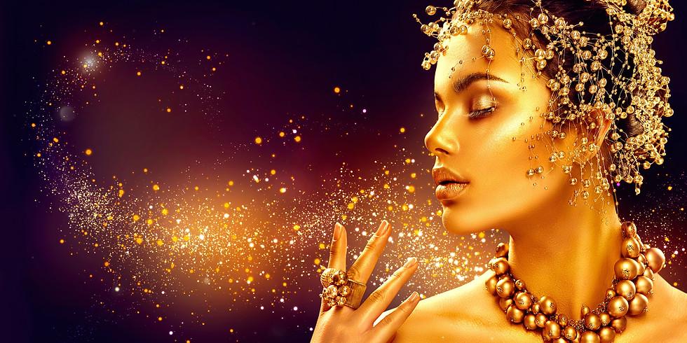 Glitter & Gold Valentine's Show