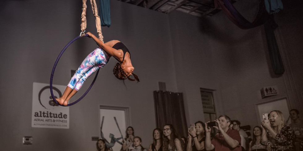 Kids Circus :: Fall Session Trial Class: Ages 7-12