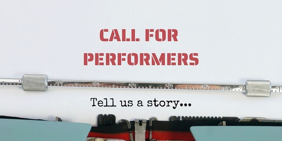 Call for Performers   June 2021 Showcase