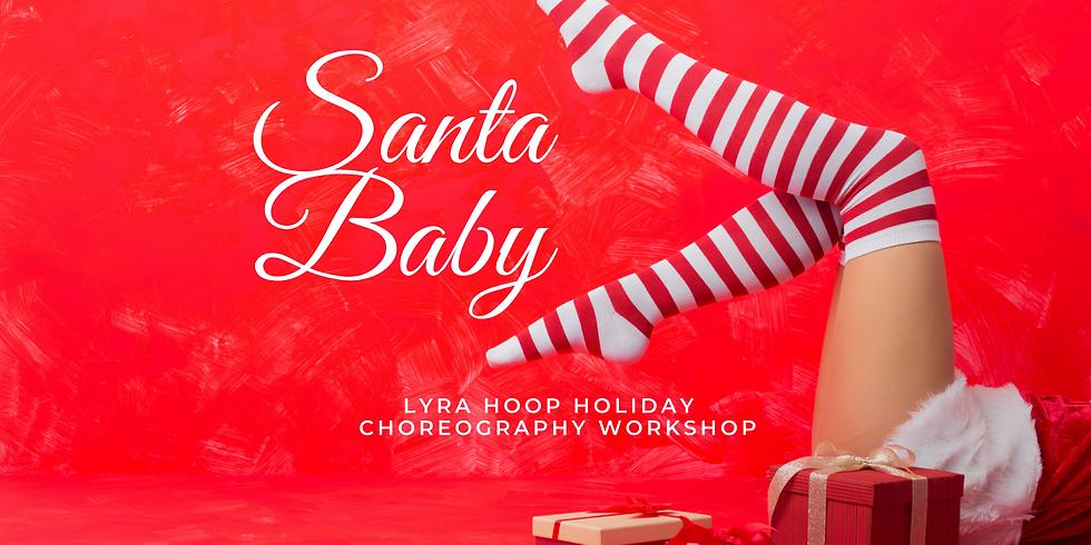 Santa's Lyra Babies :: Holiday Choreography Workshop