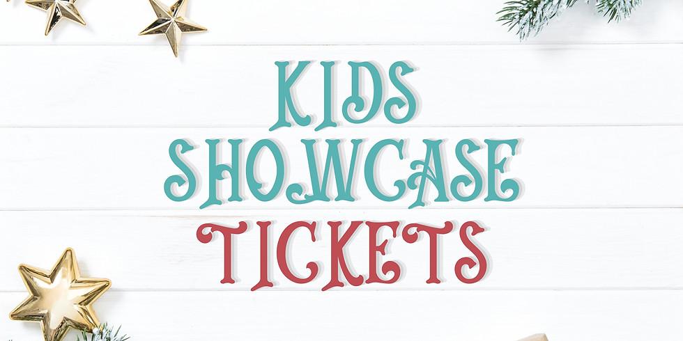 Kids Holiday Showcase