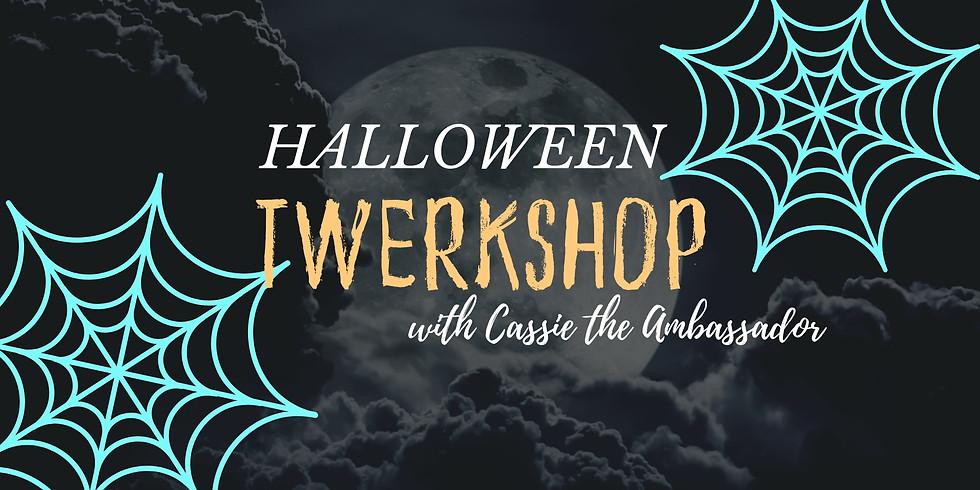 Halloween Twerkshop with Cassie the Ambassador